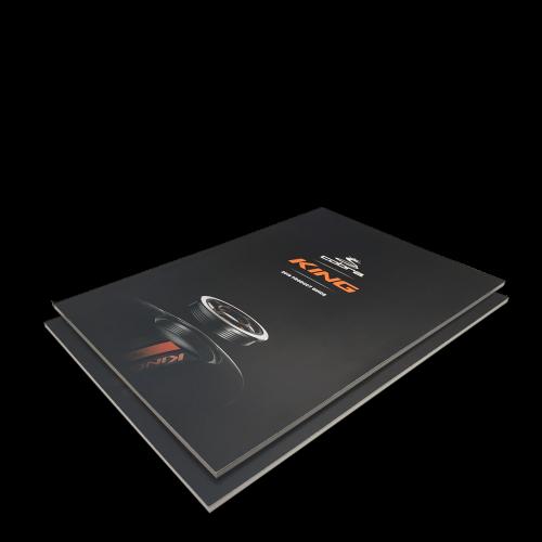A4 broschyr beställer du billigt av Gdirekt
