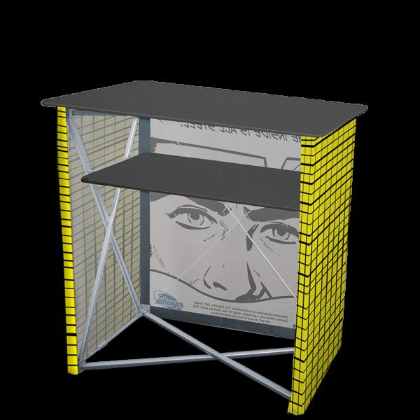 Soft Image disk med tryckt vepa