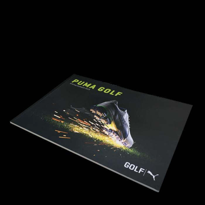 Beställ tryckt broschyr folder
