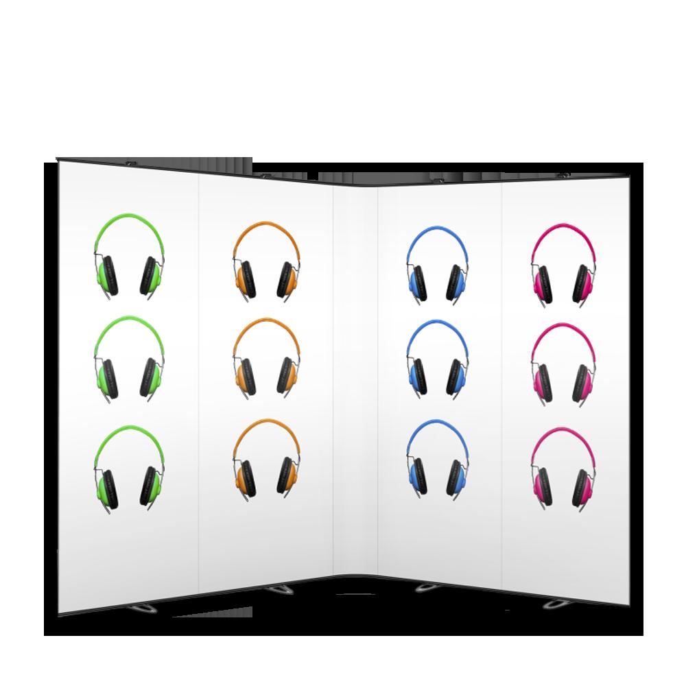 LinkWall - Flexibel display