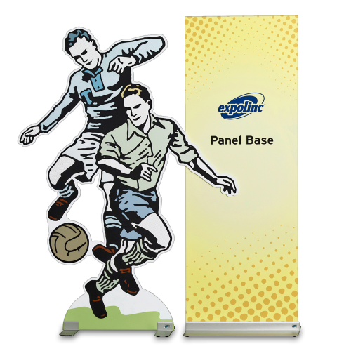 Panel Base – Smart skilteholder