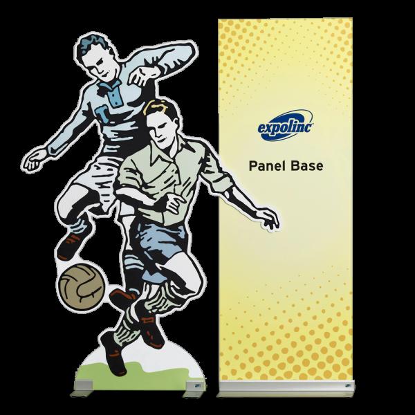 Panel Base - Smart skylthållare