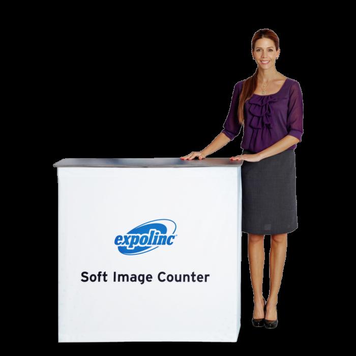 Mässbord Soft Image disk