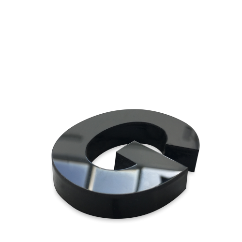 Tekst-bogstaver akryl plexiglas