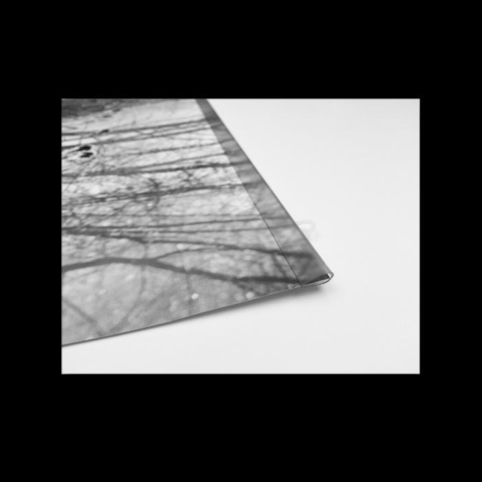 Affischlist plast - transparent