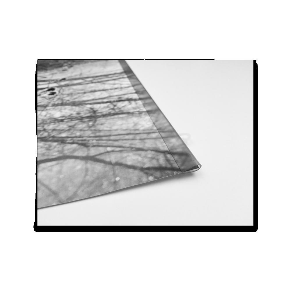 Affischlist plast till posters och tryckta pappersvepor Svart, vit och transparent i alla mått