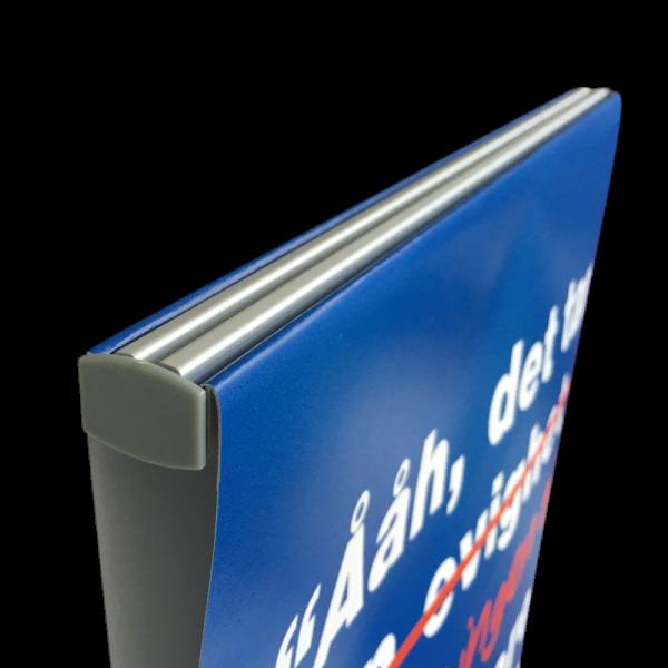 Affischställning till kampanjerbjudande