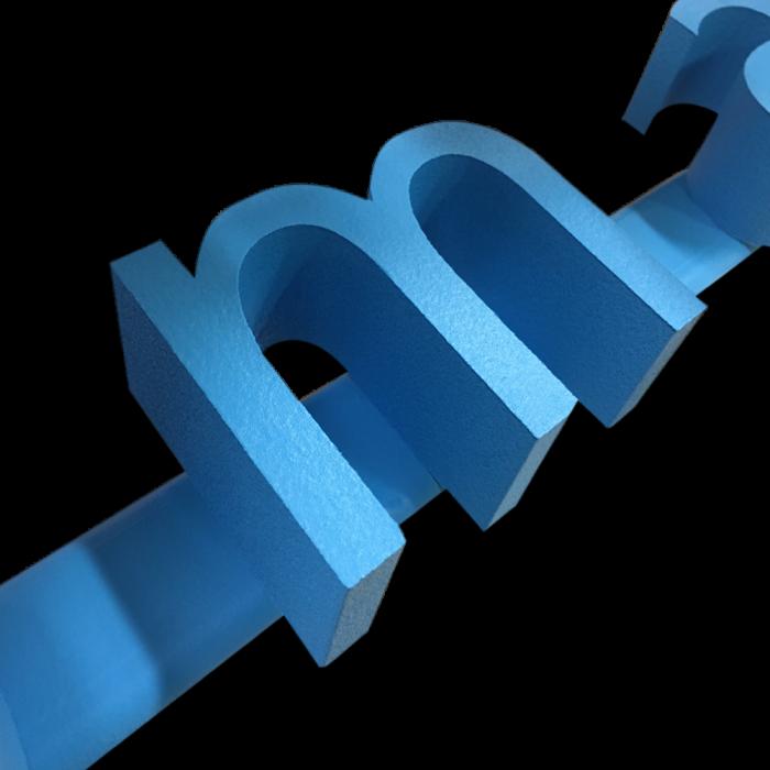 Frigolitbokstäver