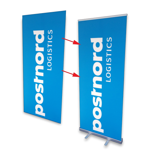 Roll up bannerpanel