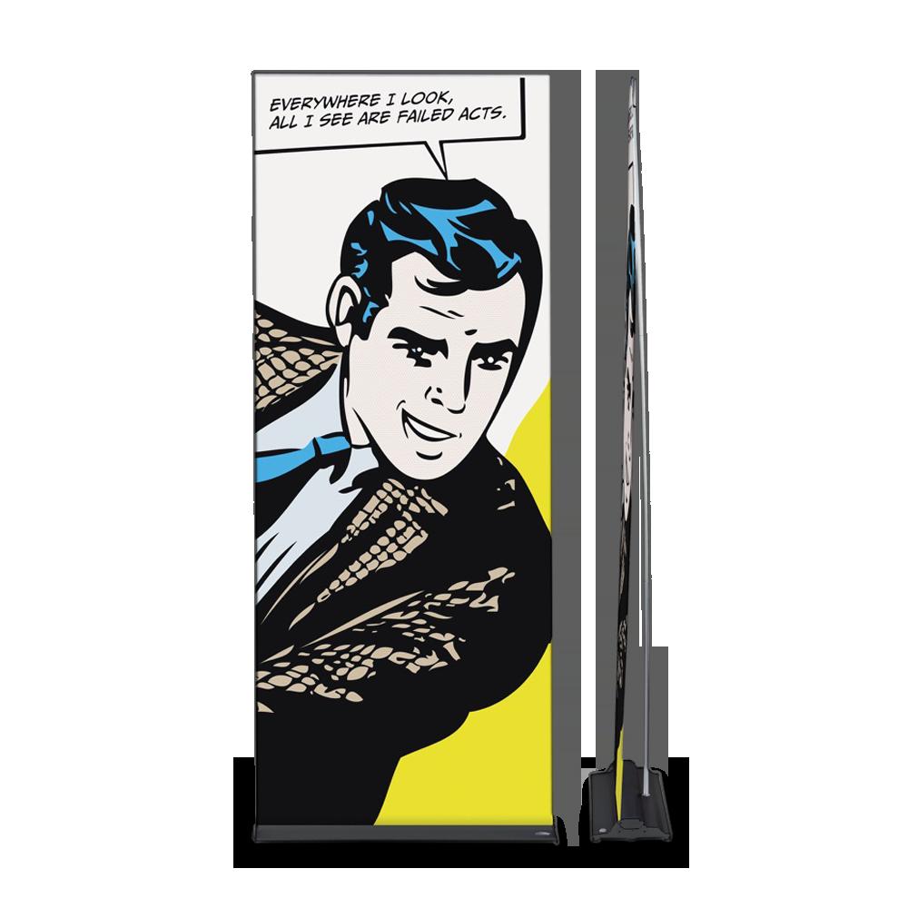 Roll-up Classic Sort – Expolinc