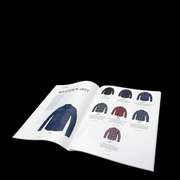 Köp tryckt folder och broschyr