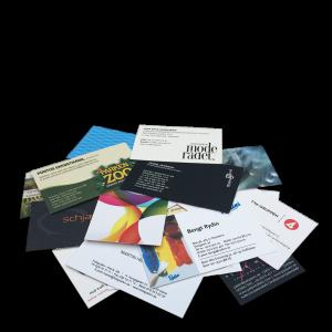 Köp billiga visitkort i rätt mått